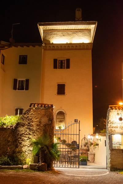 Colombera by night