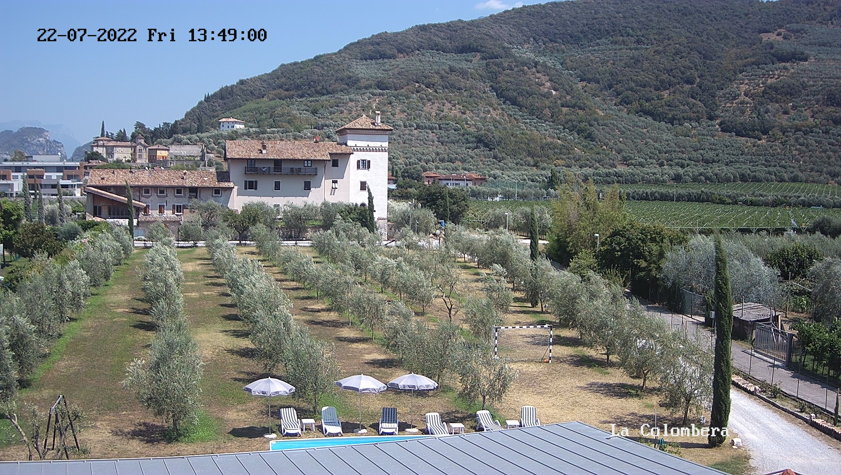 Residence La Colombera - WEBCAM